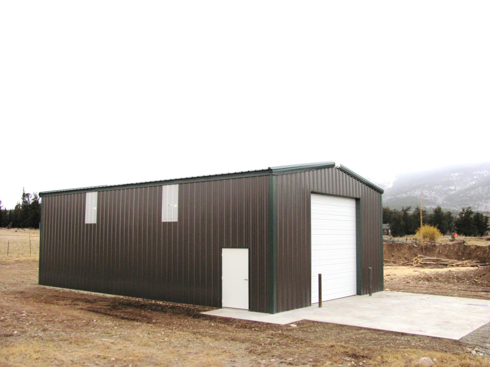 Steel workshop buildings steel garages for Garages and workshops
