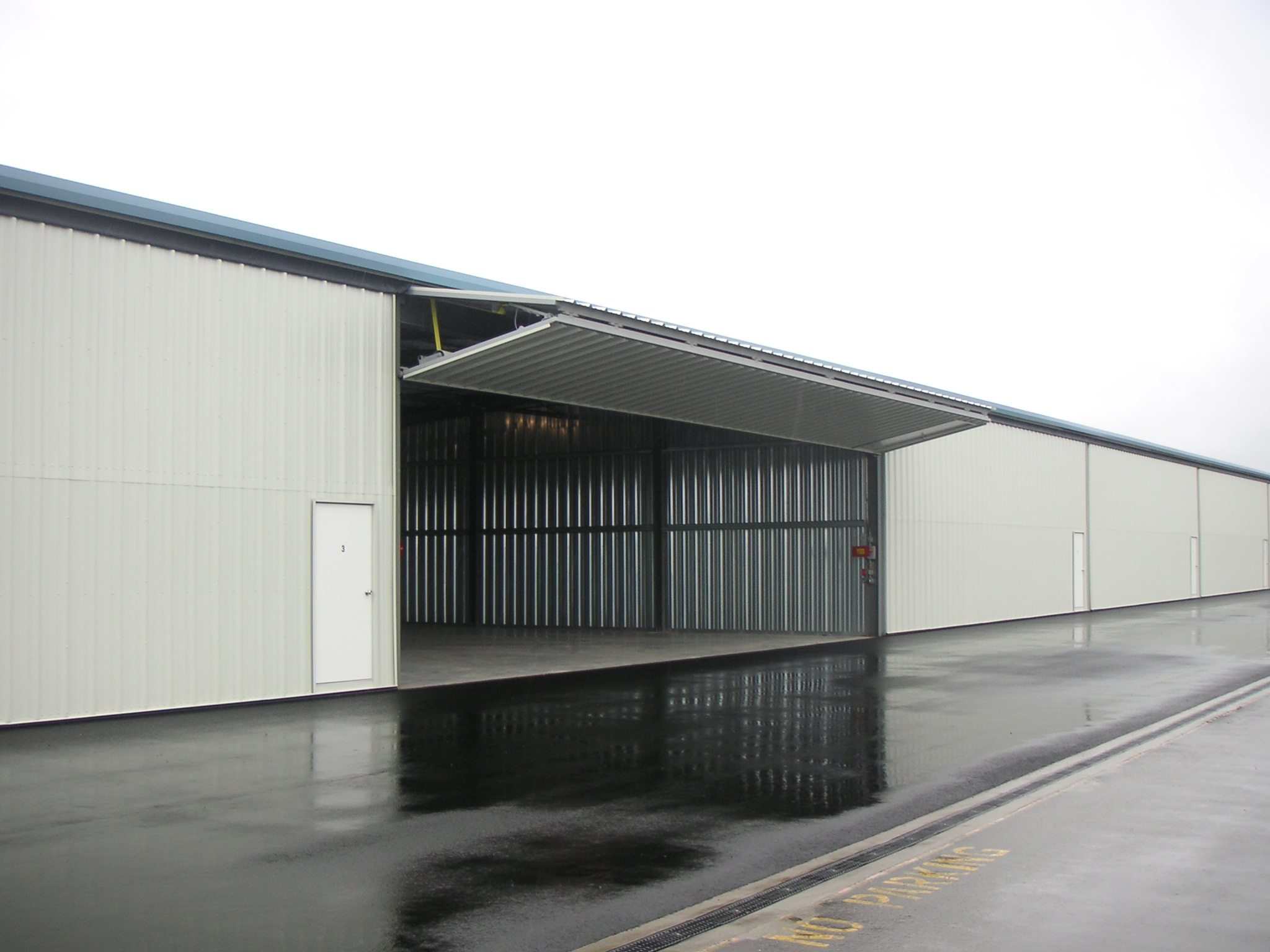 Choose to buy your door direct from the manufacturer or to include it with your building order. For help in selecting a door type and manufacturer Contact ...  sc 1 st  CanAm Steel Building & Building Accessories - Biu2010fold Doors - Rolling Doors