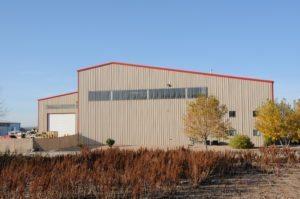 Steel Building Uses