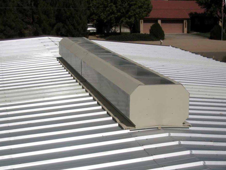 Metal Building Accessories Ridge Vents Louvers Cupolas