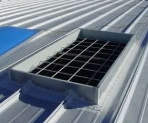 Steel Building Accessories Roof Curbs