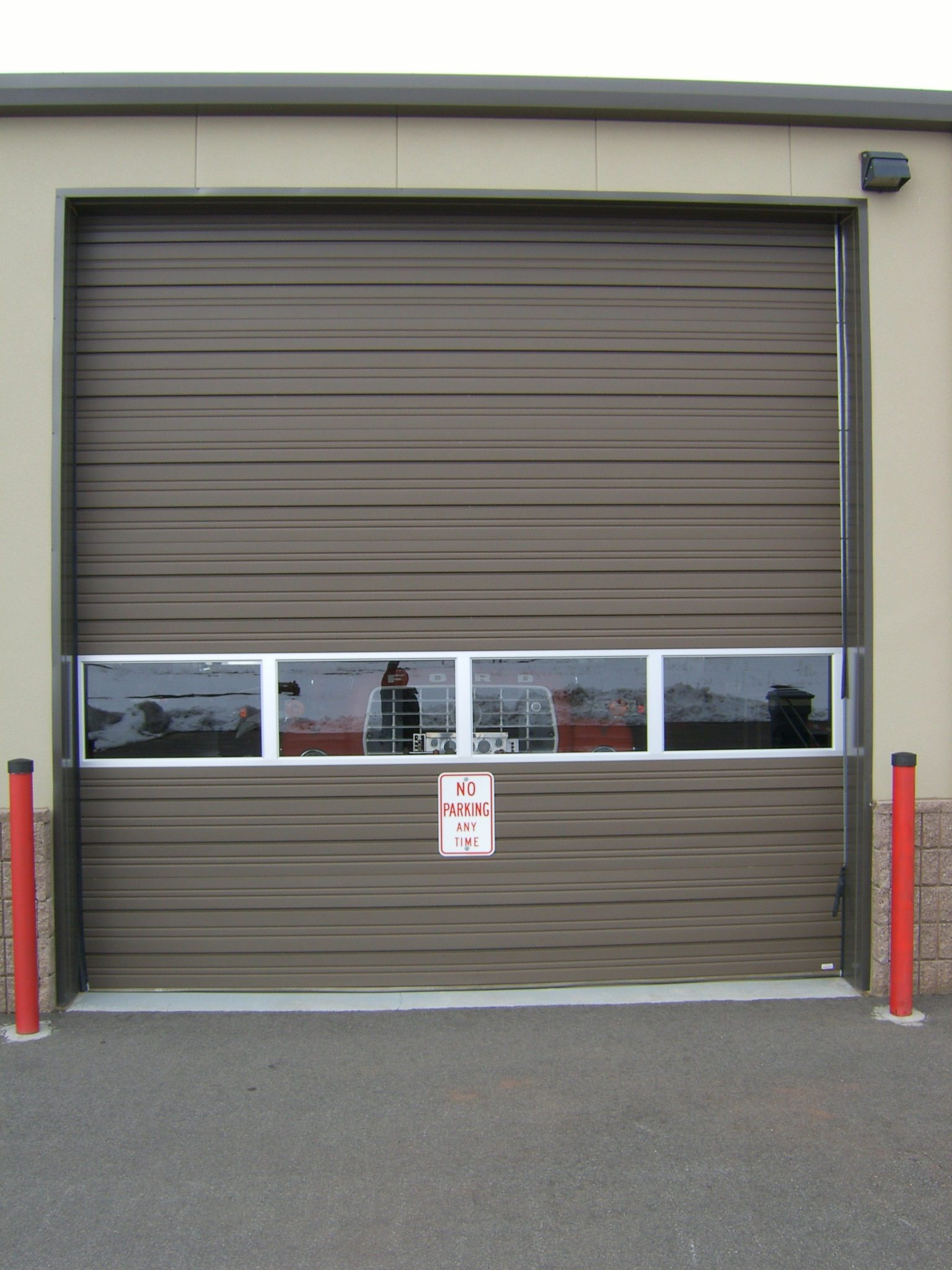 Overhead Doors Roll Up Doors