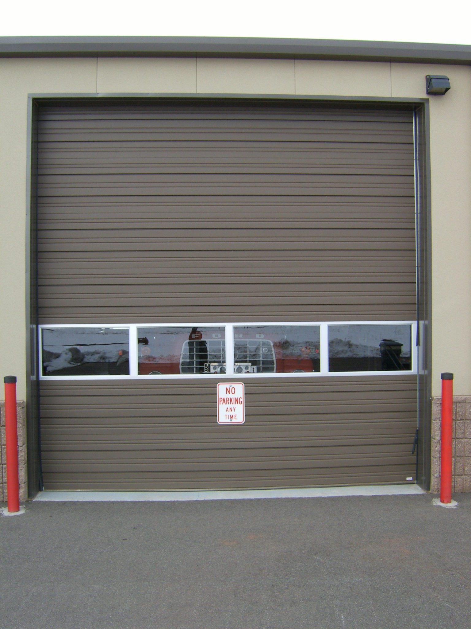 100 roll up door springs large roll up doors ideas design for Overhead shed doors