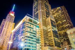 Tall Steel Buildings
