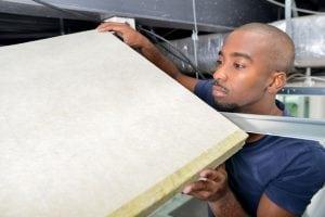 Foam Board Installation