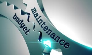 Inexpensive Maintenance Costs