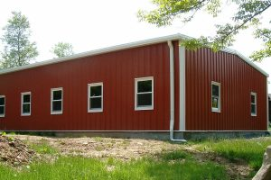 Steel Building Foundation Requirements
