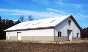 CanAm Metal Buildings Agriculture