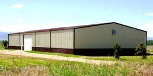 Weatherproofing Steel Buildings