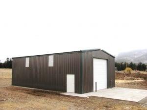 metal building shed storage