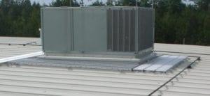 Steel Building HVAC Accessories