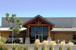 commercial retail metal building quality