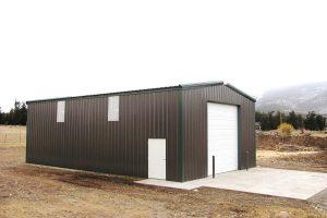 Metal Garage Workshop Steel Buildings